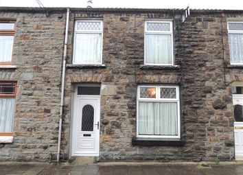 Thumbnail 3 bed terraced house for sale in Victoria Street, Ton Pentre, Ton Pentre