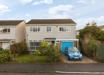 Thumbnail 4 bed detached house for sale in Weir Crescent, Eskbank, Dalkeith