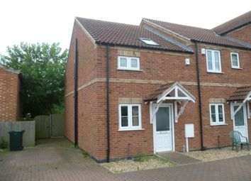 Thumbnail 2 bed property to rent in Willow Court, Wragby, Market Rasen