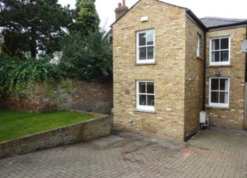 Thumbnail 2 bed cottage to rent in West View Court, High Street, Elstree