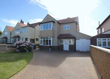 Thumbnail 4 bed detached house for sale in Roman Road, Meols, Wirral