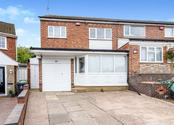 Thumbnail 3 bed semi-detached house for sale in Moreton Avenue, Great Barr, Birmingham