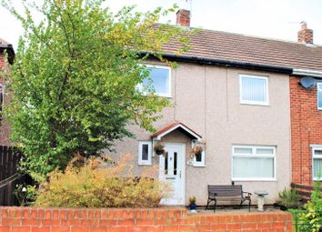 Thumbnail 2 bed terraced house for sale in Hexham Avenue, Hebburn, Tyne And Wear