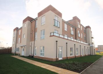 Thumbnail 2 bed flat for sale in John Fitzjohn Avenue, Aylesbury
