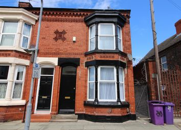 Thumbnail 3 bed terraced house to rent in Orwell Road, Liverpool, Merseyside