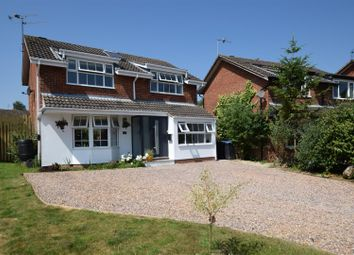 Thumbnail 4 bed detached house for sale in Banister Way, Shipston-On-Stour