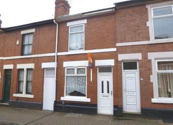 Thumbnail 3 bed terraced house for sale in King Alfred Street, Derby