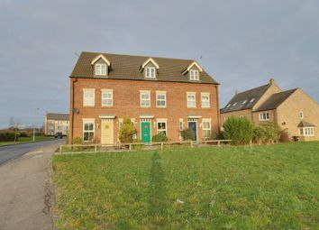 Thumbnail 3 bed terraced house for sale in Longchamp Drive, Ely