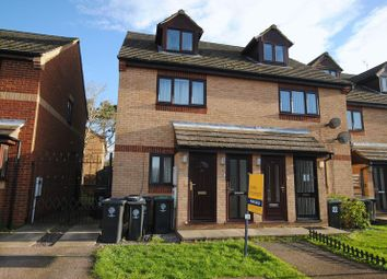Thumbnail 2 bed flat for sale in Harborough Way, Rushden