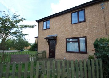 Thumbnail 2 bedroom terraced house to rent in Windsor Gardens, Somersham, Huntingdon