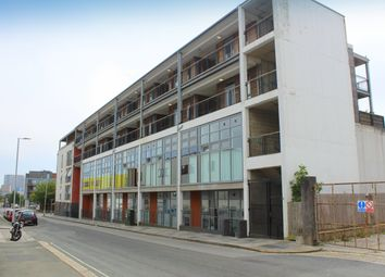 Thumbnail 1 bed flat to rent in George Place, Stonehouse, Plymouth