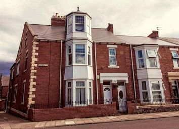 Thumbnail 4 bed flat for sale in Whitehall Street, South Shields