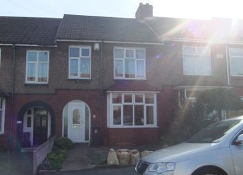 Thumbnail 3 bedroom property to rent in Radnor Road, Horfield, Bristol