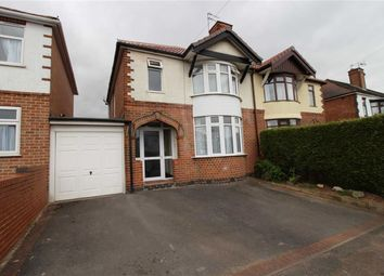 Thumbnail 3 bed semi-detached house for sale in Wilsthorpe Road, Chaddesden, Chaddesden Derby