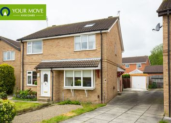Thumbnail 3 bed semi-detached house for sale in Greensborough Avenue, Acomb, York