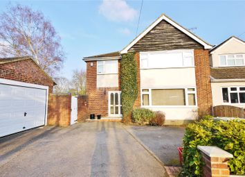 Thumbnail 4 bed semi-detached house for sale in The Gardens, Doddinghurst, Brentwood, Essex