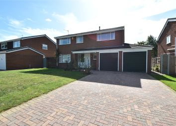 Thumbnail 4 bed detached house for sale in Birch Coppice, Droitwich Spa, Worcestershire