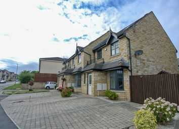 Thumbnail 3 bed mews house for sale in Coppice Drive, Netherton, Huddersfield