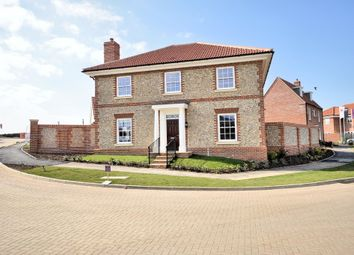 Thumbnail 4 bedroom detached house to rent in Mill Road, Greenway Lane, Wells-Next-The-Sea