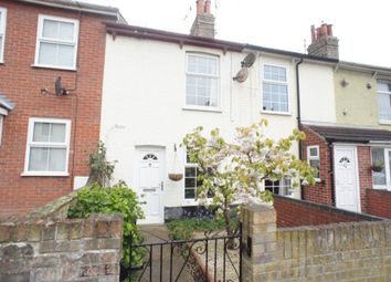 Thumbnail 2 bedroom terraced house for sale in Southwell Road, Lowestoft