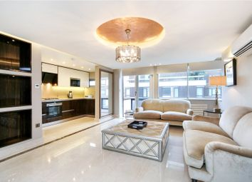 Thumbnail 3 bed flat for sale in The Quadrangle, London