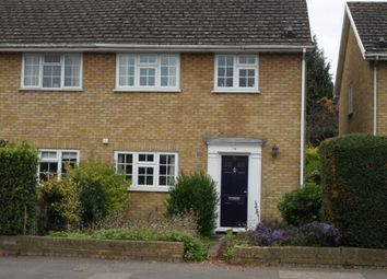 Thumbnail 3 bed end terrace house to rent in Victoria Mews, St. Judes Road, Englefield Green, Egham