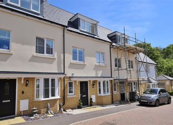 Thumbnail 4 bed town house for sale in Nisbett Drive, Borough Green, Sevenoaks