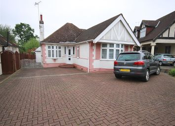 Thumbnail 2 bed bungalow for sale in Oakroyd Avenue, Potters Bar