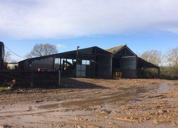 Thumbnail Land for sale in Stapleford Road, Whissendine, Oakham