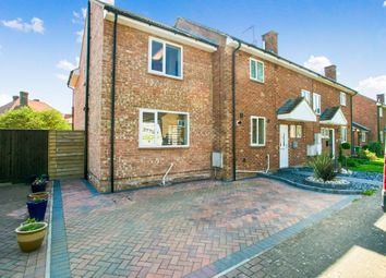 Thumbnail 4 bed semi-detached house for sale in Lincoln Road, Upwood, Huntingdon