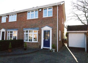 Thumbnail 3 bed semi-detached house to rent in Blackbird Close, Poole
