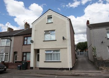 Thumbnail 5 bed end terrace house for sale in Maindee Parade, Newport