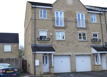Thumbnail 4 bed end terrace house for sale in Kingfisher Court, Bradford