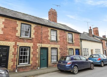 Thumbnail 2 bed terraced house for sale in Presteigne, Powys