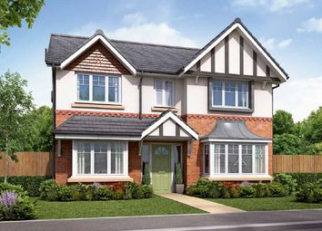 Thumbnail 4 bed detached house for sale in Kingsfield Park, Tytherington, Cheshire
