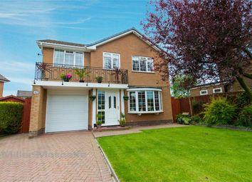 Thumbnail 4 bed detached house for sale in Laburnum Park, Bradshaw, Bolton, Lancashire