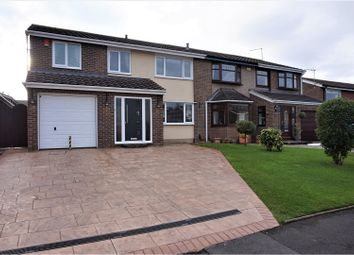 Thumbnail 4 bedroom semi-detached house for sale in Birchwood Road, Middlesbrough