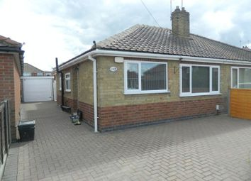 Thumbnail 2 bed bungalow to rent in Briar Drive, Huntington, York