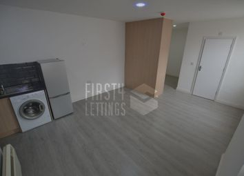 Thumbnail 1 bedroom studio to rent in Clifford Street, South Wigston
