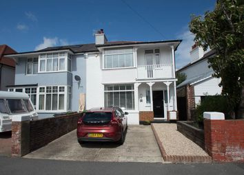 Thumbnail 4 bedroom semi-detached house for sale in Ringwood Road, Eastbourne