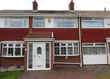Thumbnail 3 bed terraced house to rent in Wolviston Back Lane, Billingham