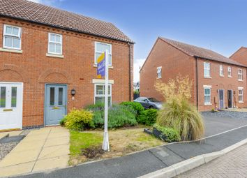 Thumbnail 2 bed semi-detached house for sale in Invaders Close, Long Eaton, Nottingham