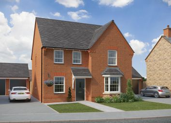 "Thumbnail 4 bed detached house for sale in ""Holden"" at Bush Heath Lane, Harbury, Leamington Spa"