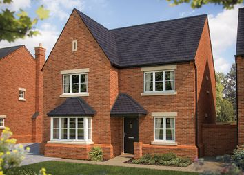 "Thumbnail 5 bed detached house for sale in ""The Oxford"" at Heyford Park, Camp Road, Upper Heyford, Bicester"