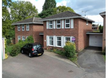Thumbnail 4 bed link-detached house for sale in Woosehill Lane, Wokingham