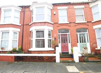 3 bed terraced house to rent in Norbury Avenue, Mossley Hill, Liverpool L18