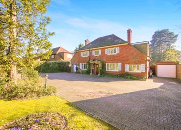 Thumbnail 4 bed detached house to rent in Ruxbury Road, Chertsey