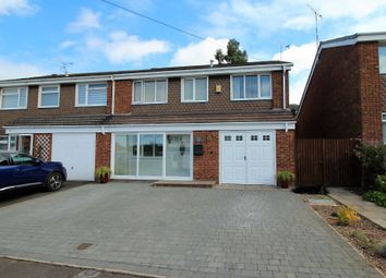 Thumbnail 3 bed end terrace house for sale in Abbeydale Close, Binley, Coventry