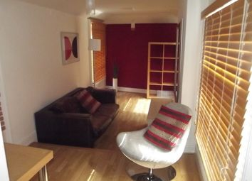 Thumbnail 2 bed flat to rent in Weekday Cross, Nottingham