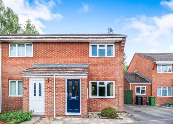 Thumbnail 2 bed semi-detached house for sale in Flemming Avenue, Chalgrove, Oxford